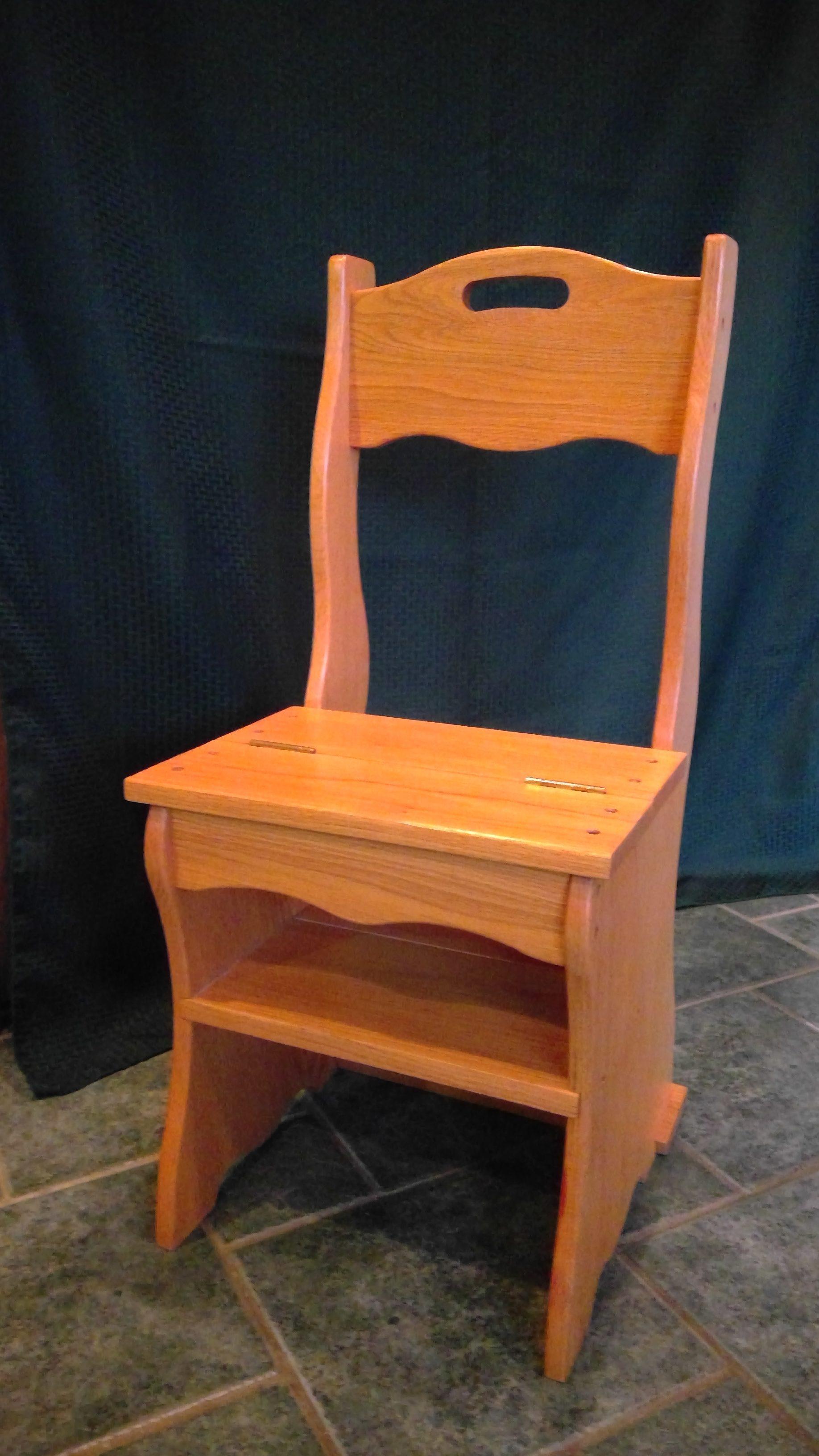 Library Chair As Chair